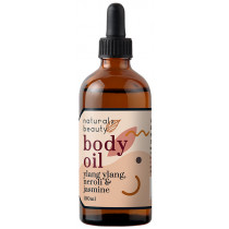 Naturals Beauty Ylang Ylang, Jasmine & Neroli Body Oil