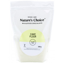 Nature's Choice Gluten Free Cake Flour