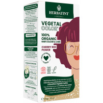 Herbatint Vegetal Color - Cherry Red Power