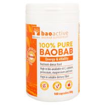 BaoActive Baobab Powder Capsules