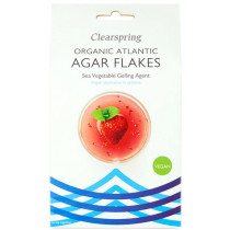 Clearspring Japanese Agar Flakes - Gelling Agent