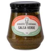 El Burro Mercado Salsa Verde