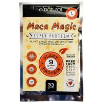 O'Natural Maca Magic Protein Smoothie Mix - 33g