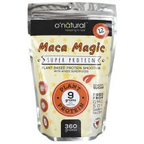 O'Natural Maca Magic Protein Smoothie Mix - 360g