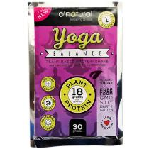 O'Natural Yoga Balance Protein Shake
