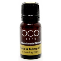 Organico by Oco Life Peace and Tranquility Essential Oil Blend