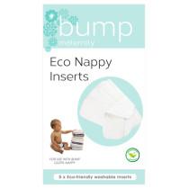 Bump Maternity Nappy Inserts