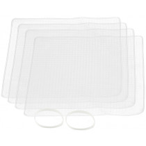MasterClass Silicone Stretch Food Covers