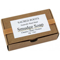 Sacred Roots Cleanse Heal Protect Smudge Soap