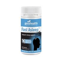 Good Health Fast Asleep