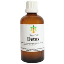 Seed Oil Detox Massage Oil
