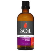 Soil Grapeseed Carrier Oil