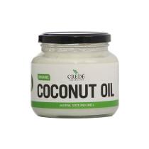 Crede Organic Coconut Oil (Odourless)