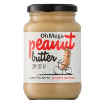 Oh Mega Smooth Peanut Butter