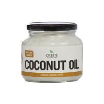 Crede Organic Virgin Coconut Oil
