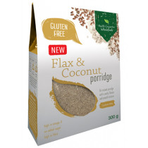 Health Connection Flax & Coconut Porridge