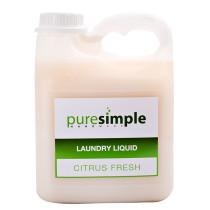 Pure Simple Laundry Liquid - Citrus Fresh