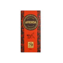 Afrikoa 70% Chocolate Bar