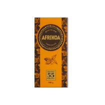 Afrikoa 55% Chocolate Bar