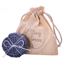 String Greens Reusable Face Rounds - Anvil