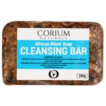 Corium Skincare African Black Soap Cleansing Bar