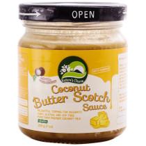 Nature's Charm Coconut Butter Scotch Caramel Sauce