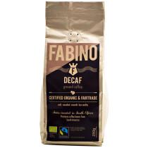 Fabino Organic Ground Coffee - Decaf