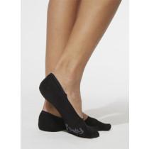 Boody Bamboo Ecowear Women's Socks Hidden - Black
