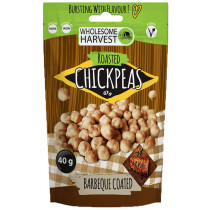 Wholesome Harvest Chickpeas - BBQ