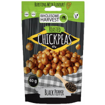 Wholesome Harvest Chickpeas - Black Pepper