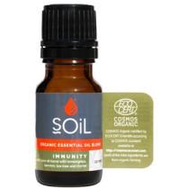 Soil Organic Essential Oil - Immunity