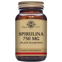 Solgar Spirulina 750 mg