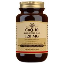 Solgar CoQ-10 (Coenzyme Q-10) 120mg