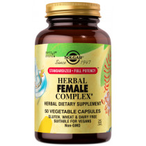 Solgar Herbal Female Complex