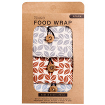 Spaza Plastic Free Food Wraps 3 Pack