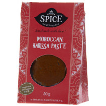 Spice and All Things Nice Moroccan Harrissa Paste