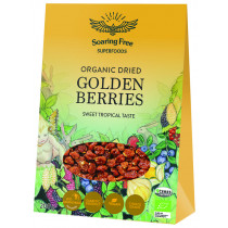 Soaring Free Superfoods Organic Golden Incan Berries,