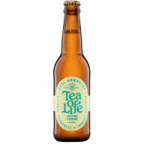 Tea Of Life Kombucha Buchu & Lemon