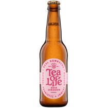 Tea of Life Rose Geranium Raw Kombucha