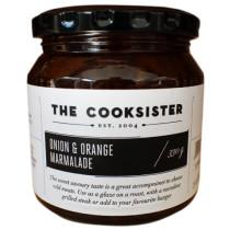 The Cooksister Onion & Orange Marmalade