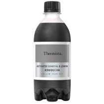 Theonista Activated Charcoal & Lemon Kombucha