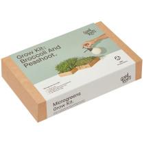 Good Roots Microgreens Grow Kit - Broccoli and Pea
