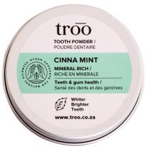 Troo Tooth Powder Cinna Mint