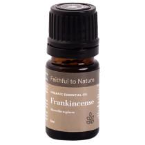 Faithful to Nature Organic Frankincense Essential Oil