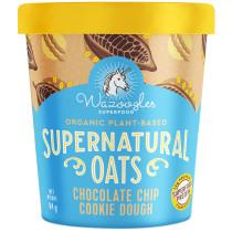 Wazoogles Supernatural Oats Pot - Chocolate Chip Cookie Dough