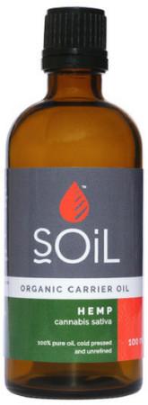Soil Hemp Carrier Oil
