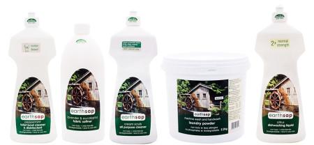 Earthsap Household Cleaning Bundle