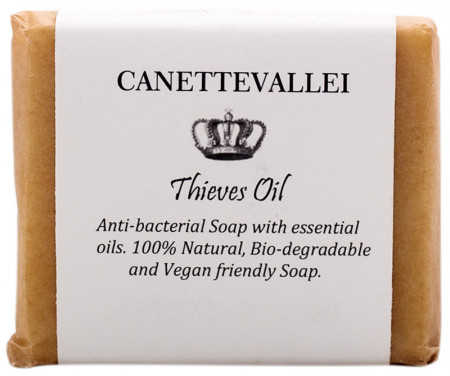 Canettevallei Thieves Oil Soap