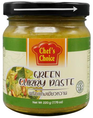 Chef's Choice Thai Green Curry Paste