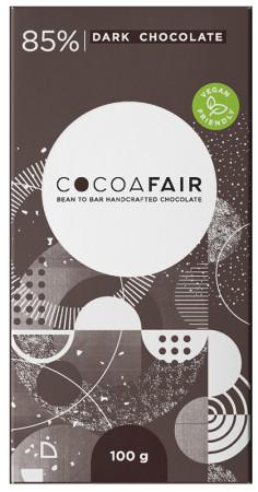 CocoaFair 85% Dark Chocolate